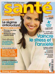 Santé magazine - Page 1